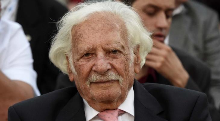 Bálint gazda a 100. életévében