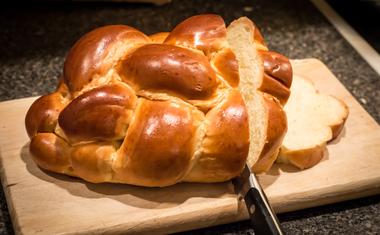 Húsvéti fonott kalács recepet: Így lesz tökéletes
