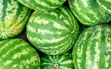 Így válaszd ki a tökéletes görögdinnyét!