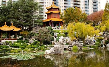 Kínai kertek létrehozása